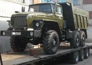 Продам а/м Урал 55571 самосвал с задней разгрузкой