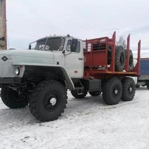 Продам Лесовоз Урал 43204 сборки 2015 года